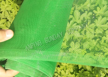 China Plant And Fruits Anti Insect Net Green Colored Eco Friendly And Non - Toxic supplier
