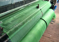 60g Per Square Meter Plastic Mesh Roll , 4 * 200 M / Roll Pvc Netting Mesh For Plant Protection